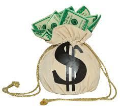 magical abundance journal money bag