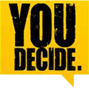 You are the decision maker - you decide.